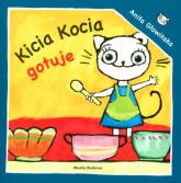 Kicia Kocia gotuje - Anita Głowińska | mała okładka
