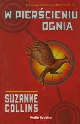 W pierścieniu ognia - Suzanne Collins | mała okładka