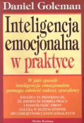 Inteligencja emocjonalna w praktyce - Daniel Goleman | mała okładka