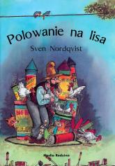 Polowanie na lisa - Sven Nordqvist   mała okładka