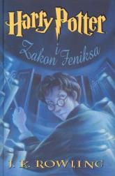 Harry Potter i Zakon Feniksa - Rowling Joanne K. | mała okładka