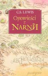 Opowieści z Narnii - Lewis Clive Staples | mała okładka