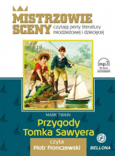 Przygody Tomka Sawyera. Audiobook - Mark Twain | mała okładka
