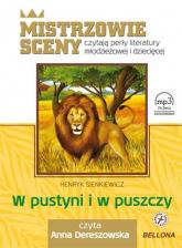 W pustyni i w puszczy. Audiobook - Henryk Sienkiewicz | mała okładka
