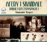 Afery i skandale Drugiej Rzeczypospolitej. Audiobook - Sławomir Koper | mała okładka