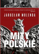 Mity polskie - Jarosław Molenda | mała okładka