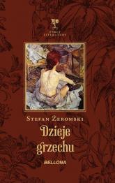 Dzieje grzechu - Stefan Żeromski | mała okładka