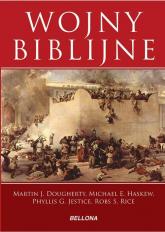 Wojny biblijne - Opracowanie zbiorowe | mała okładka