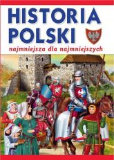 Historia Polski. Najmniejsza dla najmniejszych - Krzysztof Wiśniewski   mała okładka