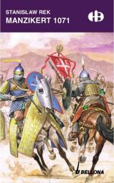 Manzikert 1071 - Stanisław Rek | mała okładka