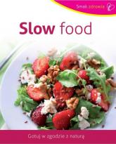 Slow food - Opracowanie zbiorowe | mała okładka