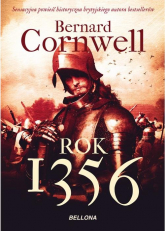 Rok 1356 - Bernard Cornwell | mała okładka
