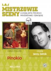 Pinokio. Audiobook - Carlo Collodi | mała okładka