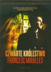 Czwarte królestwo - Francesc Miralles | mała okładka