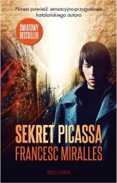 Sekret Picassa - Francesc Miralles | mała okładka