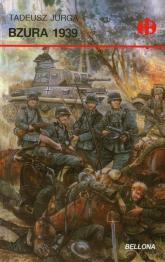 Bzura 1939 - Tadeusz Jurga | mała okładka