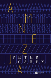 Amnezja - Peter Carey | mała okładka