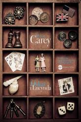 Oskar i Lucynda - Peter Carey | mała okładka