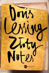 Złoty notes - Doris Lessing | mała okładka
