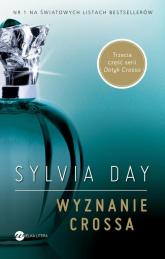 Wyznanie Crossa - Sylvia Day | mała okładka