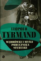 Wędrówki i myśli porucznika Stukułki - Leopold Tyrmand | mała okładka