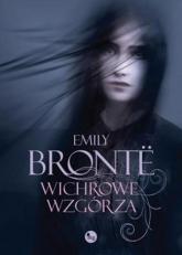Wichrowe wzgórza - Emily Bronte   mała okładka