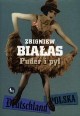 Puder i pył - Zbigniew Białas | mała okładka