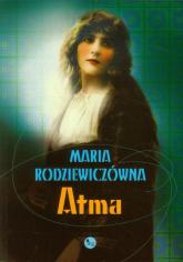 Atma - Maria Rodziewiczówna | mała okładka