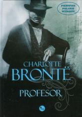 Profesor - Charlotte Bronte | mała okładka