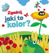 Zgadnij jaki to kolor - Urszula Kozłowska | mała okładka