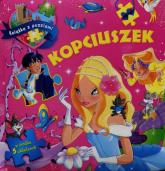 Kopciuszek. Książka z puzzlami 5 układanek - Paulina Kaniewska | mała okładka