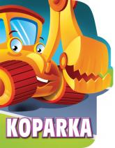 Koparka. Wykrojnik - Urszula Kozłowska | mała okładka