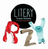 Litery - Urszula Kozłowska | mała okładka