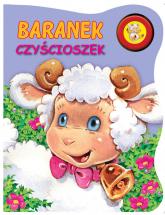 Baranek czyścioszek - Urszula Kozłowska | mała okładka
