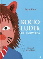Kocioludek Długowłosy - Etgar Keret | mała okładka