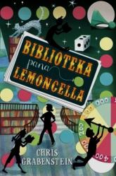 Biblioteka pana Lemoncella - Chris Grabenstein | mała okładka