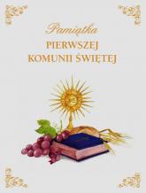 Pamiątka Pierwszej Komunii Świętej -  | mała okładka