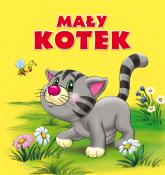 Padded. Mały kotek - Urszula Kozłowska | mała okładka