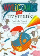 Wyliczanki bez trzymanki - Agnieszka Frączek | mała okładka