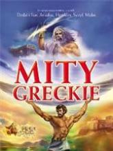 Mity greckie - Piotr Rowicki | mała okładka