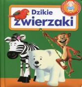 Dzikie zwierzaki. Biblioteka maluszka - Agnieszka Frączek | mała okładka