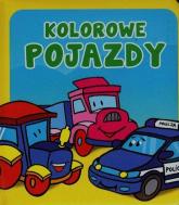 Kolorowe pojazdy. Pianki - Urszula Kozłowska | mała okładka