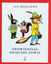 Opowiedział dzięcioł sowie - Jan Brzechwa | mała okładka