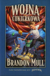 Wojna cukierkowa - Brandon Mull | mała okładka