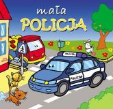 Mała policja - Urszula Kozłowska | mała okładka
