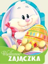 Wielkanoc zajączka - Urszula Kozłowska | mała okładka