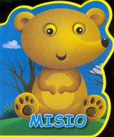 Misio - Urszula Kozłowska | mała okładka
