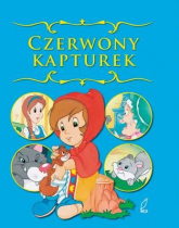 Czerwony Kapturek - Liliana Fabisińska | mała okładka