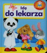 Idę do lekarza Pianki - Urszula Kozłowska | mała okładka