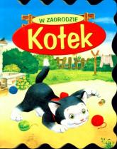 W zagrodzie. Kotek - Justyna Święcicka | mała okładka